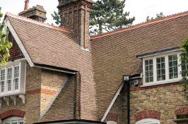new domestic roofing