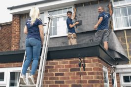 rooferUK team at work